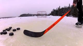 getlinkyoutube.com-GoPro Easton V9E snipes on ice!