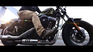 2016 HARLEY-DAVIDSON MOTORCYCLES XL1200Xインプレッションムービー