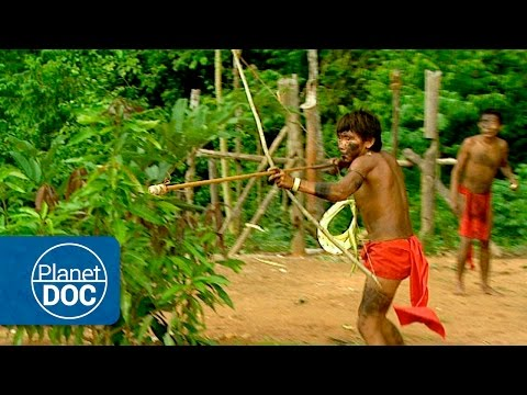 The Sanema Tribe | Tribes - Planet Doc Full Documentaries