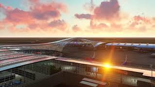 Nueva terminal del Aeropuerto de Kansas City a punto de ser una realidad