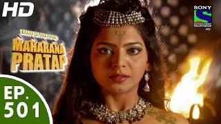Bharat Ka Veer Putra Maharana Pratap - महाराणा प्रताप - Episode 501 - 7th October, 2015