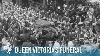 getlinkyoutube.com-Queen Victoria's Funeral (1901)