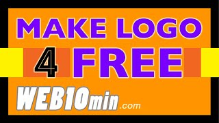 getlinkyoutube.com-How To Make a Logo - In 10 Minutes - For My Business - For Free
