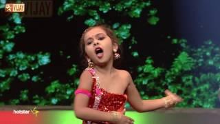 Jodi   ஜோடி - Masala Mix Round   Heet and Rithva