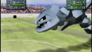 getlinkyoutube.com-Pokémon Stadium 2 Challenge Cup Master Ball (R1) Rounds 1 and 2