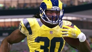 getlinkyoutube.com-TODD GURLEY!! HUGE RUN  - MADDEN 17 CAREER MODE EPISODE 15