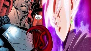 getlinkyoutube.com-Black goku vs Superman prime