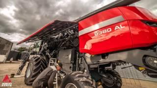 AGCO Parts Harvest Support Full Video - Massey Ferguson