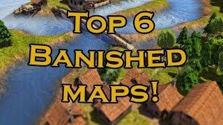 getlinkyoutube.com-Top 6 Banished Maps and Seeds for Fishing!