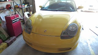 getlinkyoutube.com-Changing Spark Plugs + Ignition Coils on a Porsche Boxster (986)