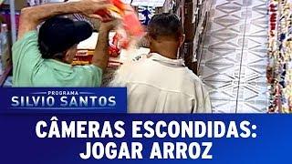 Jogar Arroz | Câmeras Escondidas (22/10/17)