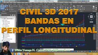 getlinkyoutube.com-CIVIL 3D 2016 - 2017 BANDAS EN PERFIL LONGITUDINAL