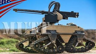 getlinkyoutube.com-U.S. Military Robot Weapons of Near Future : Multi Utility Tactical Transport - 近未来のアメリカ軍の軍事ロボット兵器