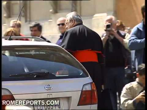 Cardinal Simonis turns 80 and loses right to enter into conclave