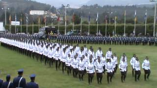 "getlinkyoutube.com-Escuela Superior de Policia ""Gnrl. Alberto Enriquez Gallo"" juramento"