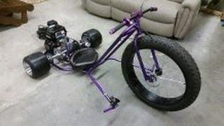 getlinkyoutube.com-Motorized drift trike build Ver. 2.0 (part 4)
