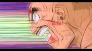 getlinkyoutube.com-Grande Nappa se impressiona com o poder de luta do Kakaroto.