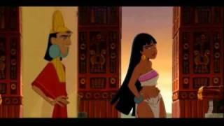 getlinkyoutube.com-Non/Disney Crossover - Chel & Kuzco - Girls & Boys