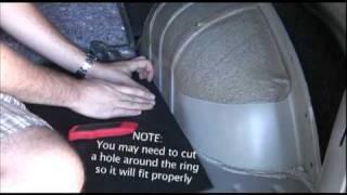 getlinkyoutube.com-DIY: How to Soundproof your Vehicle Under $100