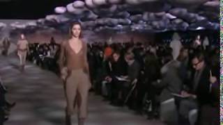 getlinkyoutube.com-Kendall Jenner Shows Breasts in Marc Jacobs Fashion Show! | Feb 2014