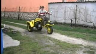 getlinkyoutube.com-MTZ05 kistraktor