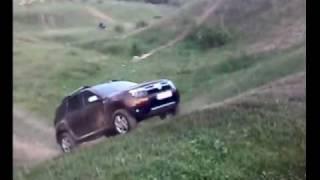 getlinkyoutube.com-dacia duster 4x4 drive test