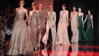 getlinkyoutube.com-اجمل عرض ازياء لموسم 2015 ازياء انيقة مع احلى الصبايا Fashion Show