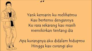 Armada -  Asal Kau Bahagia Lyrics