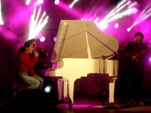 Arturo Aquino El Piano de México y Noelia Vázquez