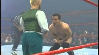 Mini Royal Rumble - Raw, 14 January 2008