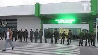 getlinkyoutube.com-Туркменских паломников отправили на медобследование (Новости от 20.10.2014)