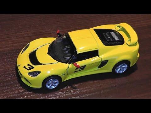 Игрушечная машинка для детей Лотус (моделька, игрушечная машина Lotus)