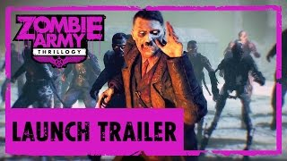 Zombie Army THRILLogy - April Fools Launch Trailer