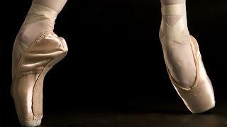 トウ シューズが見た英国ロイヤル バレエ団の画像