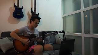 Let me be the one - Jimmy Bondoc (acoustic cover)