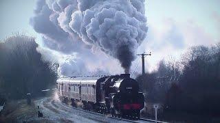 getlinkyoutube.com-East Lancashire Railway - Winter Steam Gala - 2015
