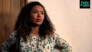 Recovery Road 1x03 Clip: Harper's Bathroom  | Freeform