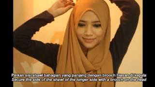 getlinkyoutube.com-طريقه وضع الحجاب