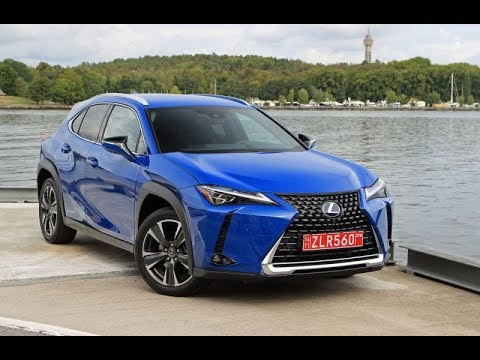 ?2019 Lexus UX - the smallest SUV of the brand