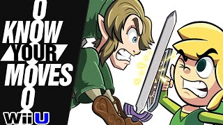 getlinkyoutube.com-The Linkest Link? - EVERY Link, EVERY Move, EVERY Smash Brothers! - Know Your Moves