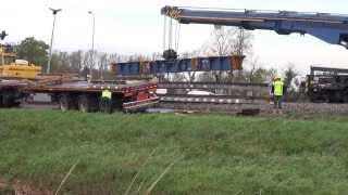 getlinkyoutube.com-Kirow 1200 Obelix Van Volkerrail In Waterhuizen