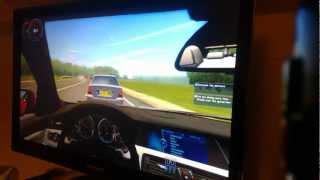 getlinkyoutube.com-City Car Driving 1.2.2 BMW M5 ( 3D Instructor 2.2.7 )  / Extreme CZech Driver