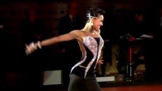 getlinkyoutube.com-Nino Langella - Kristina Moshenskaya, Brno Open 2013, WDSF WO latin, final - samba