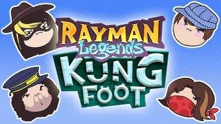getlinkyoutube.com-Rayman Legends: Kung Foot - Steam Rolled