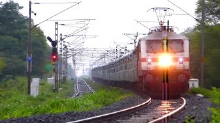 getlinkyoutube.com-20 Railroad Videos in 10 Minutes  !! INDIAN RAILWAYS TRAINS !