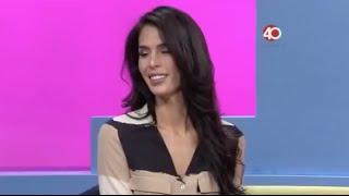 getlinkyoutube.com-Carmen Carrera Interview on Farandula 40 Cuidada de Mexico City