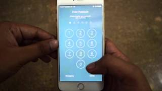 getlinkyoutube.com-How to fix if touchscreen of iPhone 6 or iPhone 6 Plus is not responding.