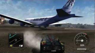 getlinkyoutube.com-Test Drive Unlimited 2 Bug aeropuerto Ibiza