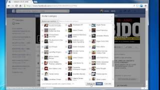 getlinkyoutube.com-TRUCO FACEBOOK Invitar a todos tus amigos a un evento facebook con un solo boton