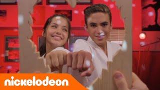 getlinkyoutube.com-100 cose da fare prima del liceo | Cintura arancione di kung fu | Nickelodeon